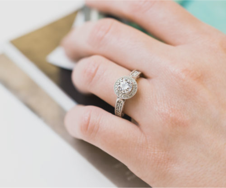 Choose the right engagement ringg