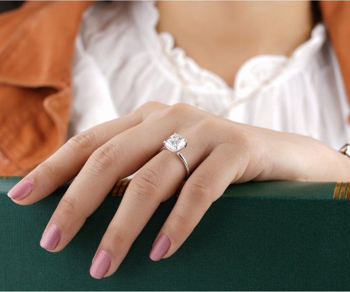 Choosing the right diamond for