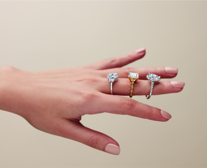 Engagement rings Westminstes