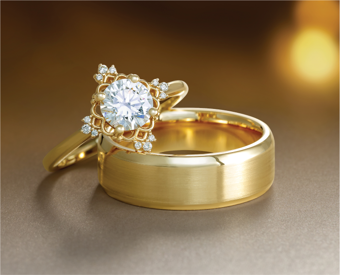 Engagement rings highlands