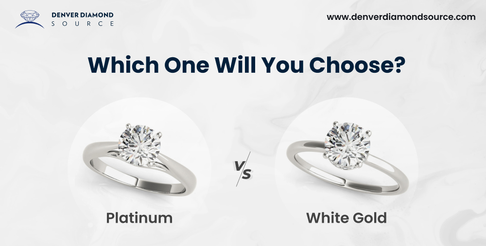Platinum Vs White Gold- Which One Will You Choose