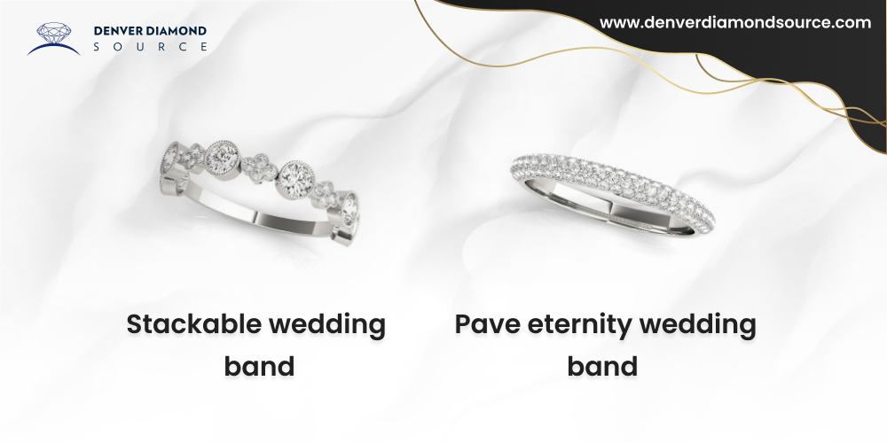 Trends in wedding bands for 2021